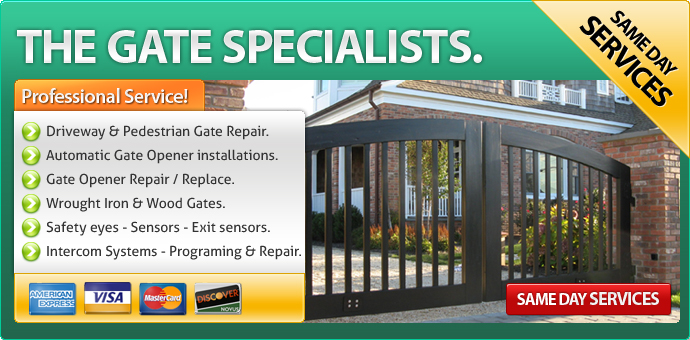 Gate Repair Longmont CO